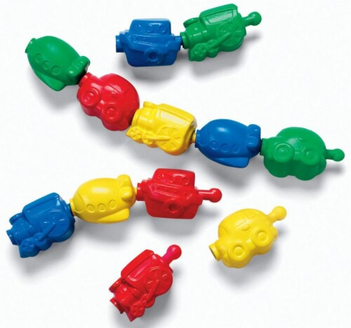 Fisher-Price® Brilliant Basics Snap-Lock Beads Perspective: back
