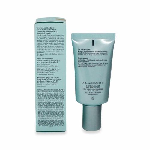 Estee Lauder DayWear Multi-Protection Antioxidant SPF 15 Sheer Tint Release Moisturizer Perspective: back