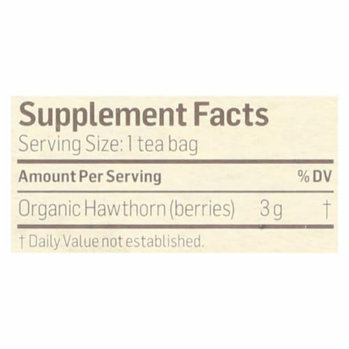 Alvita Tea Hawthorn Berry - 24 Bag Perspective: back
