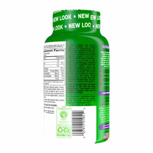 Vitafusion Calcium Gluten Free Gummy Vitamins 500mg Perspective: back
