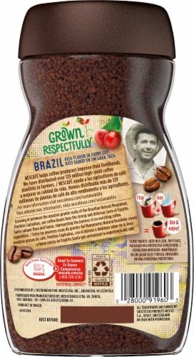 Nescafe Clasico Brazil Instant Coffee Perspective: back