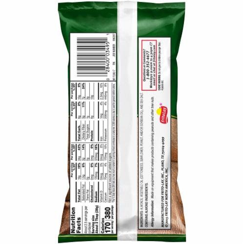 Nut Harvest® Lightly Roasted Almonds Perspective: back