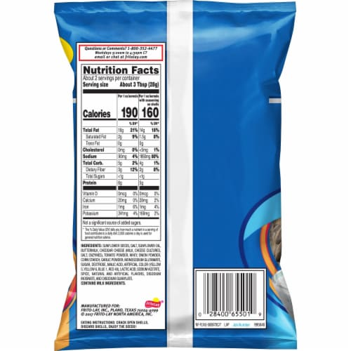 Frito-Lay Ranch Sunflower Seeds Perspective: back