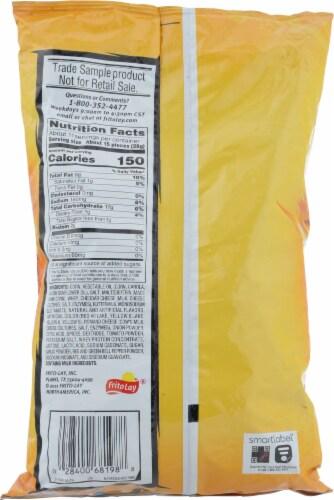 Doritos® Dinamita® Flamin' Hot® Queso Tortilla Chips Perspective: back