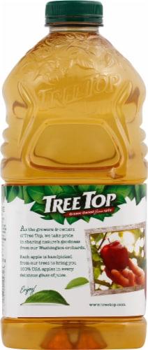 Tree Top 100% Apple Juice Perspective: back