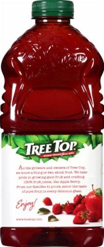 Tree Top Apple Berry 100% Juice Perspective: back