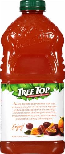Tree Top Orange Passionfruit Juice Perspective: back