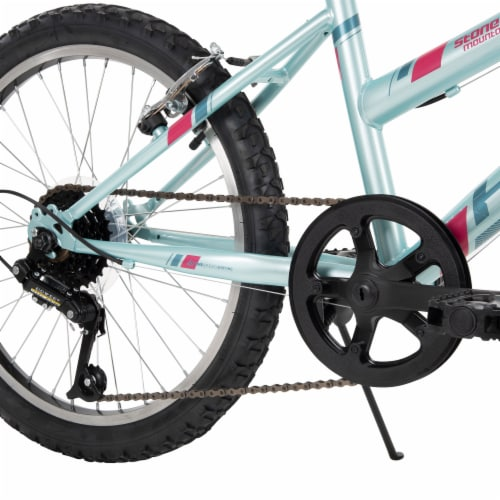 Huffy Girls Bike - Granite Perspective: back