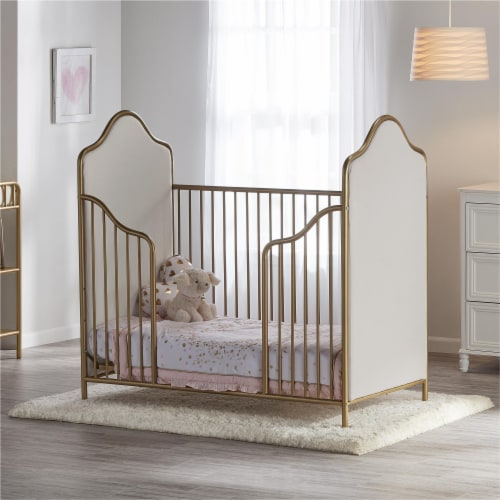 Piper Toddler Conversion Kit, Gold Perspective: back