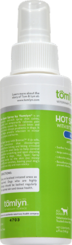 Tomlyn Allercaine Antiseptic - Anti-Itch Hot Spot Spray with Bittran II for Dogs Perspective: back