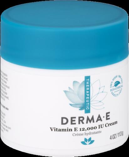 Derma-E Vitamin E 12000 IU Creme Perspective: back