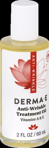 Derma-E Anti-Wrinkle Treatment Oil with Vitamin A & E Perspective: back