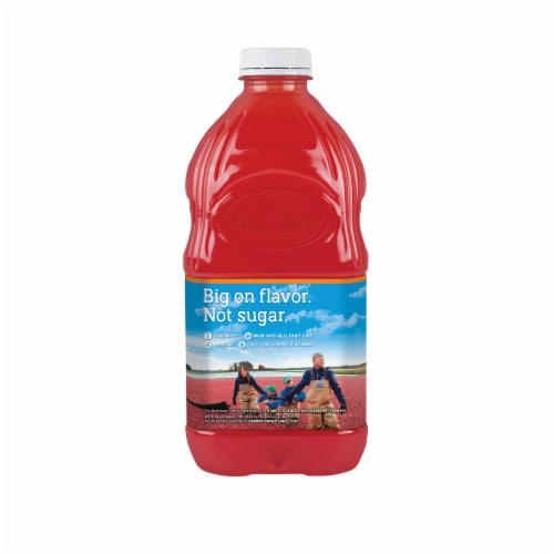 Ocean Spray Diet Cran-Mango Juice Drink Perspective: back