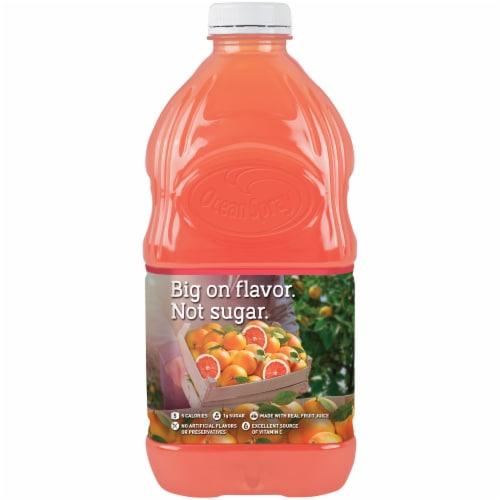 Ocean Spray Diet Ruby Red Grapefruit Juice Drink Perspective: back