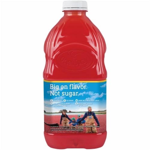 Ocean Spray Diet Cran-Pineapple Juice Drink Perspective: back