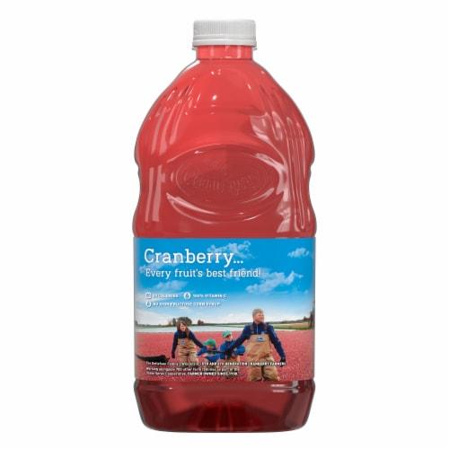 Ocean Spray Cran Watermelon Juice Drink Perspective: back
