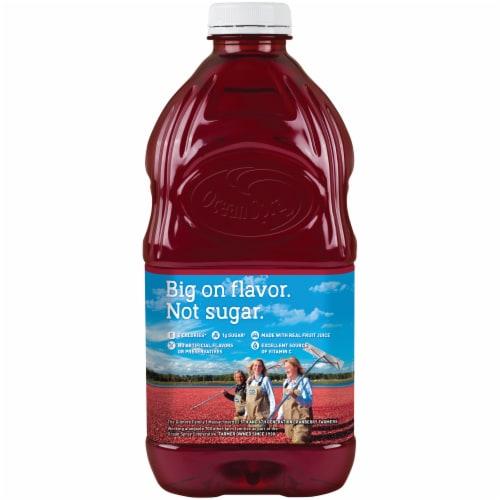 Ocean Spray Diet Cran-Cherry Juice Drink Perspective: back
