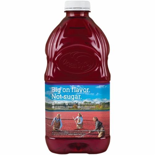 Ocean Spray Diet Cran-Grape Juice Drink Perspective: back