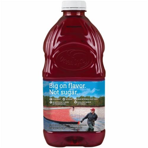 Ocean Spray Diet Cran-Pomegranate Juice Drink Perspective: back