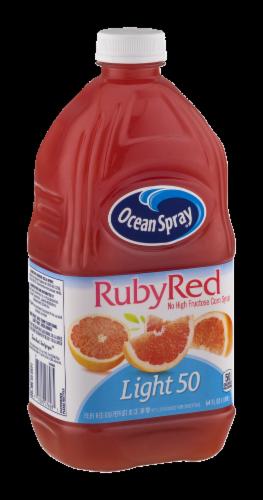 Ocean Spray Light 50 Ruby Red Grapefruit Juice Drink Perspective: back
