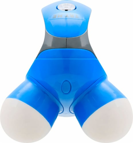 HoMedics Quatro Mini Massager Perspective: back