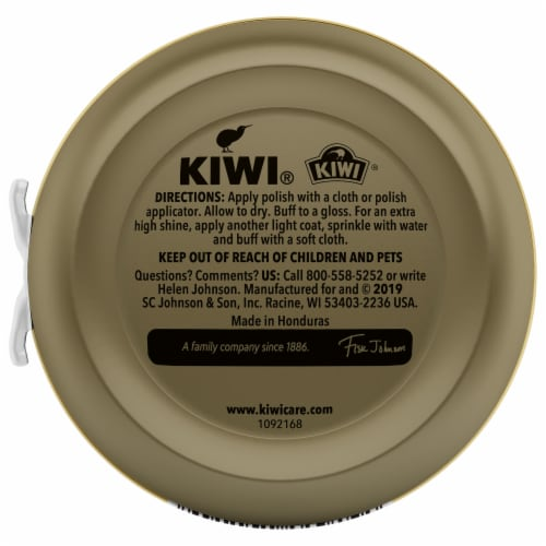Kiwi Paste Polish - Neutral Perspective: back