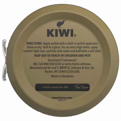 Kiwi Paste Polish - Black Perspective: back