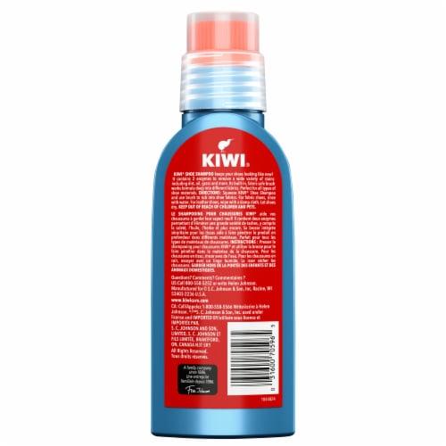 KIWI® Shoe Shampoo Perspective: back