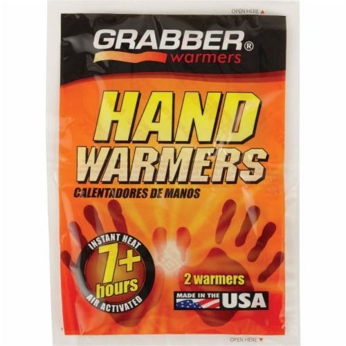 Grabber Disposable Hand Warmer HWES120 Pack of 120 Perspective: back