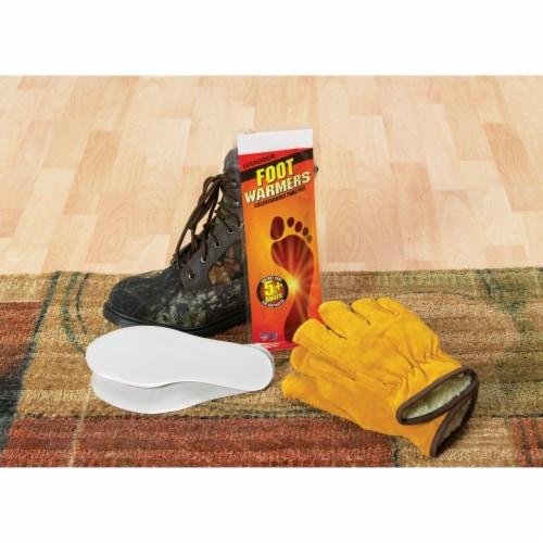 Grabber Medium/Large Foot Warmer CSFWML12 Pack of 12 Perspective: back