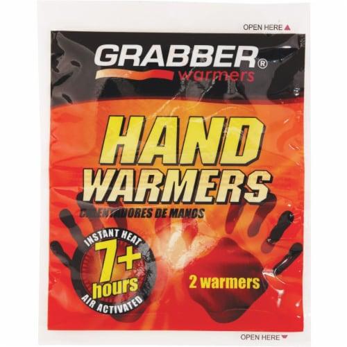 Grabber Disposable Hand Warmer Perspective: back