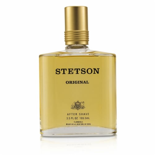Stetson Original by Coty for Men Aftershave Perspective: back