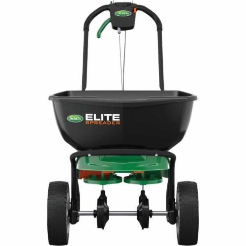 Scotts Elite Broadcast Spreader For Fertilizer 20M - Case Of: 1; Perspective: back