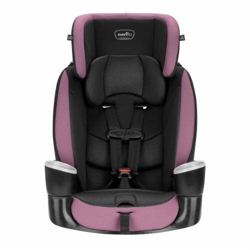 Evenflo Maestro Forward Facing Sport Harness Toddler Child Booster Car Seat Perspective: back