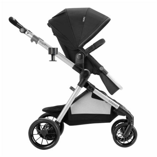 Evenflo 13812255 Pivot Xpand Infant Toddler Baby Modular Stroller, Stallion Perspective: back