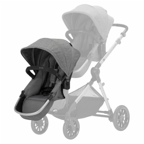 Evenflo 63012254 Second Seat for Pivot Xpand Stroller, Travel System, Percheron Perspective: back
