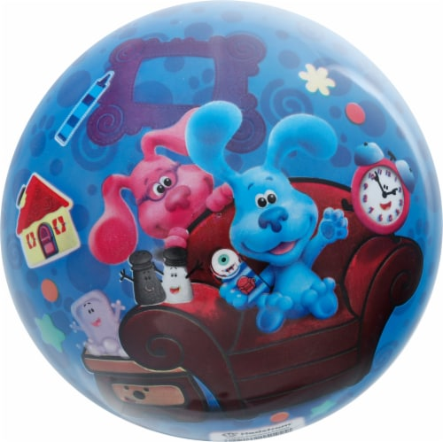 Ball Bounce and Sport Inc. Blue's Clues Ball Perspective: back
