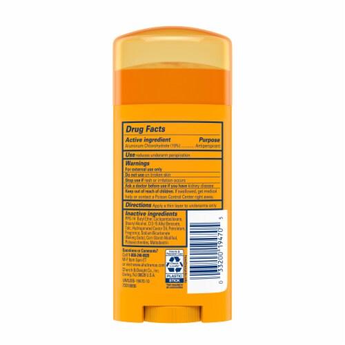 Arm & Hammer Ultra Max Powder Fresh Antiperspirant Deodorant Perspective: back