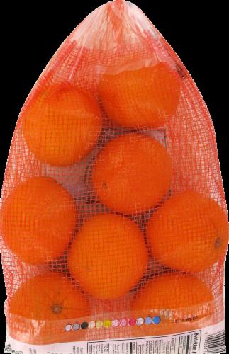 Navel Oranges Bag Perspective: back