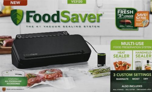 FoodSaver Vacuum Food Preservation Sealing System Perspective: back