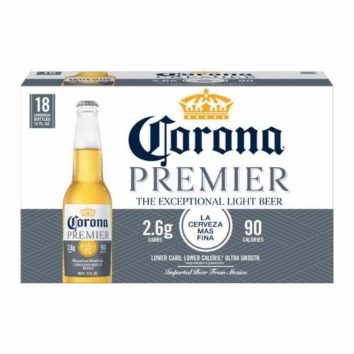 Corona® Premier Beer Perspective: back