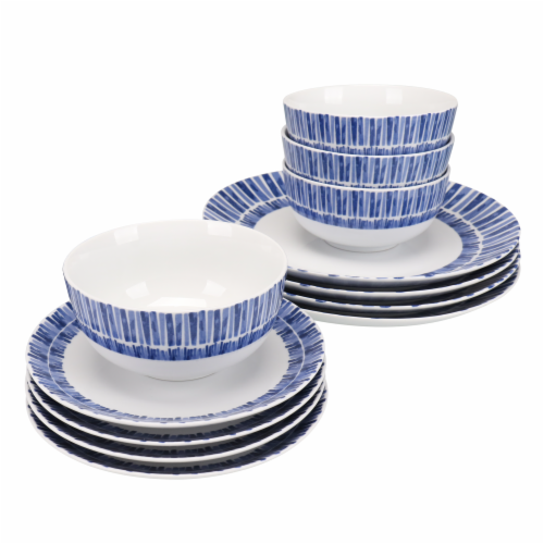 BIA Cordon Bleu Kala Dinnerware Set Perspective: back