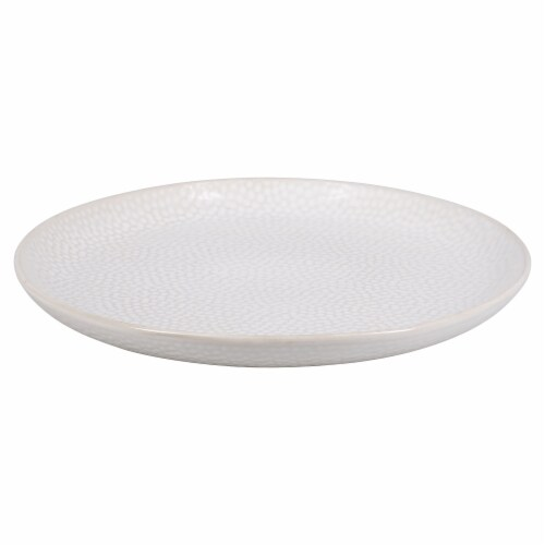 BIA Cordon Bleu Serene Salad/Dessert Plate - Crème Perspective: back