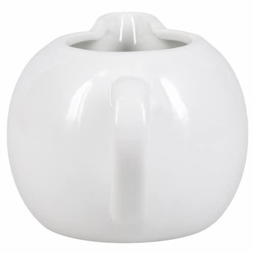BIA Cordon Bleu Porcelain Coffee/Tea Set Perspective: back