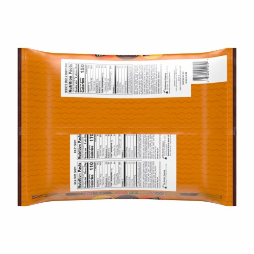 Hershey Caramel Lovers Snack Size Variety Pack Perspective: back