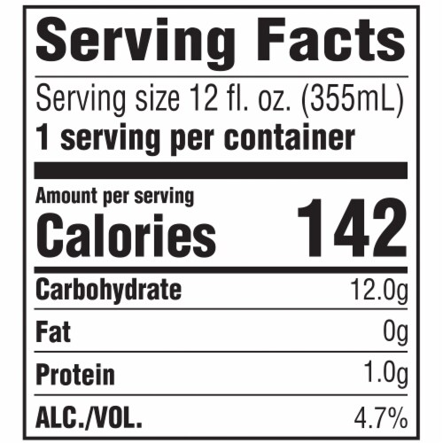 Hamm's® America's Classic Premium Lager Beer Perspective: back