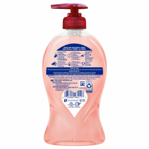 Softsoap Watermelon & Mint Hydrating Liquid Hand Soap Perspective: back