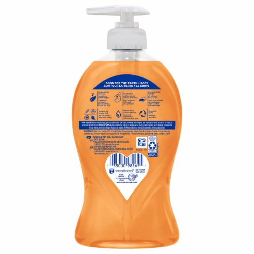Softsoap Let's Get Batty Liquid Hand Soap Perspective: back