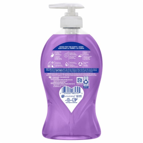 Softsoap Scaredy Cat Liquid Hand Soap Perspective: back
