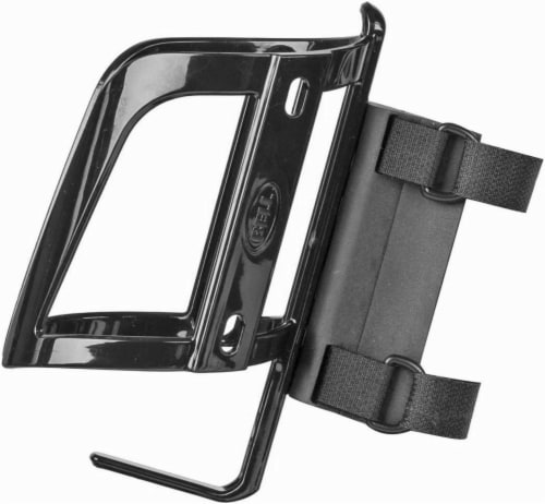 Bell Clinch 600 Water Bottle Cage - Black Perspective: back